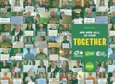 COVID-19 : Nous devons lutter ensemble