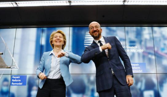 Plan de relance européen : une solidarité au rabais