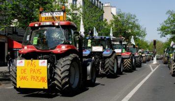 Manifestation de la FNSEA contre la PAC : un coup de com' sans fondement