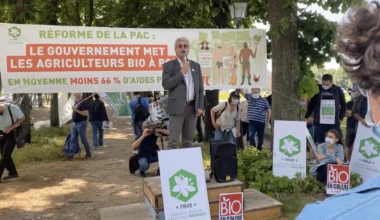 Alors que l'Europe se convertit à la bio, la France essaie de tuer son marché et ses producteurs